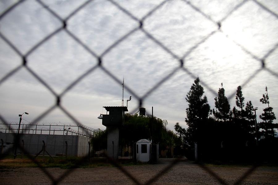 """""""Acogen recurso de preso en Punta Peuco para que pueda ingresar un computador"""""""