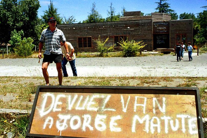 La nueva teoría de la ministra Rivas que sacude el caso de Jorge Matute Johns