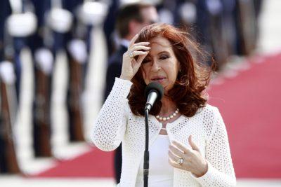 Juez pide desafuero y detención de Cristina Kirchner