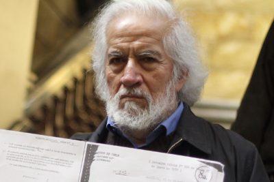 """Gabriel Salazar: """"El FA está actuando como cualquier viejo político"""""""