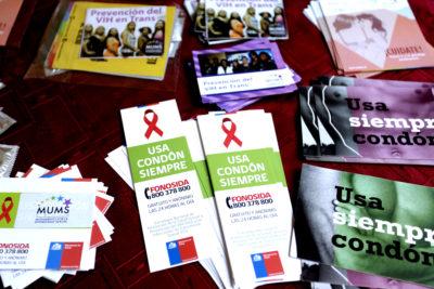 Alerta por el aumento de casos de VIH