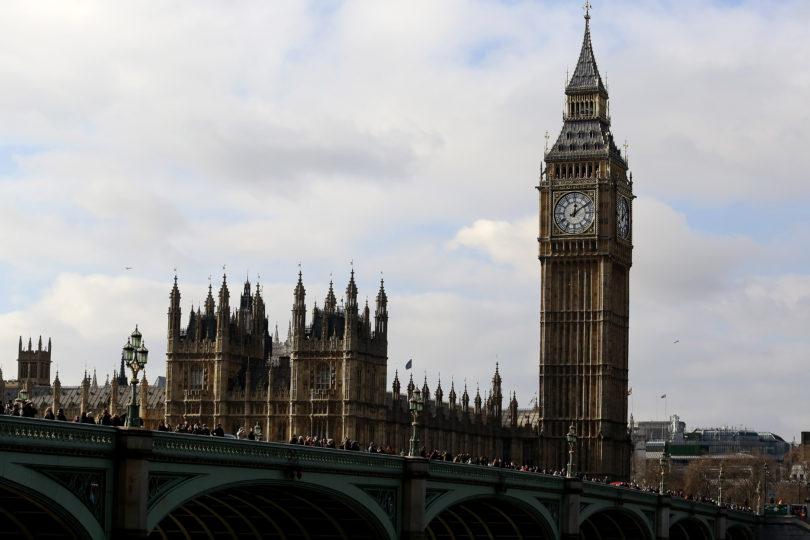 Campanadas del Big Ben dejarán de sonar por los próximos cuatro años