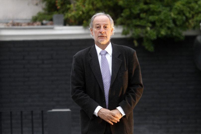 """Luis Larraín: """"El INDH es parte de una red de protección de grupos terroristas"""""""