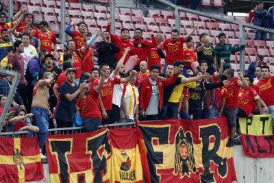 Corte de Apelaciones anula multa contra Unión Española por organización de partido con Colo Colo