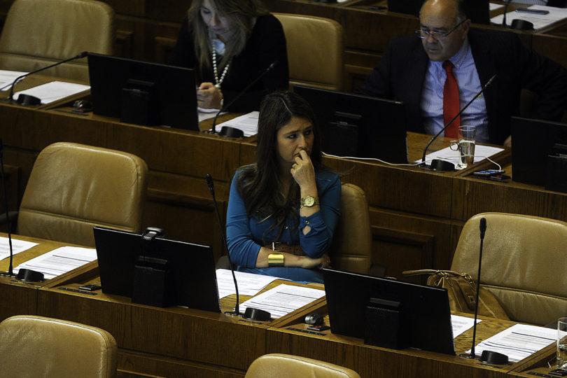 """Ex diputada Nogueira (UDI): """"Los extranjeros tienen más derechos que los chilenos"""""""