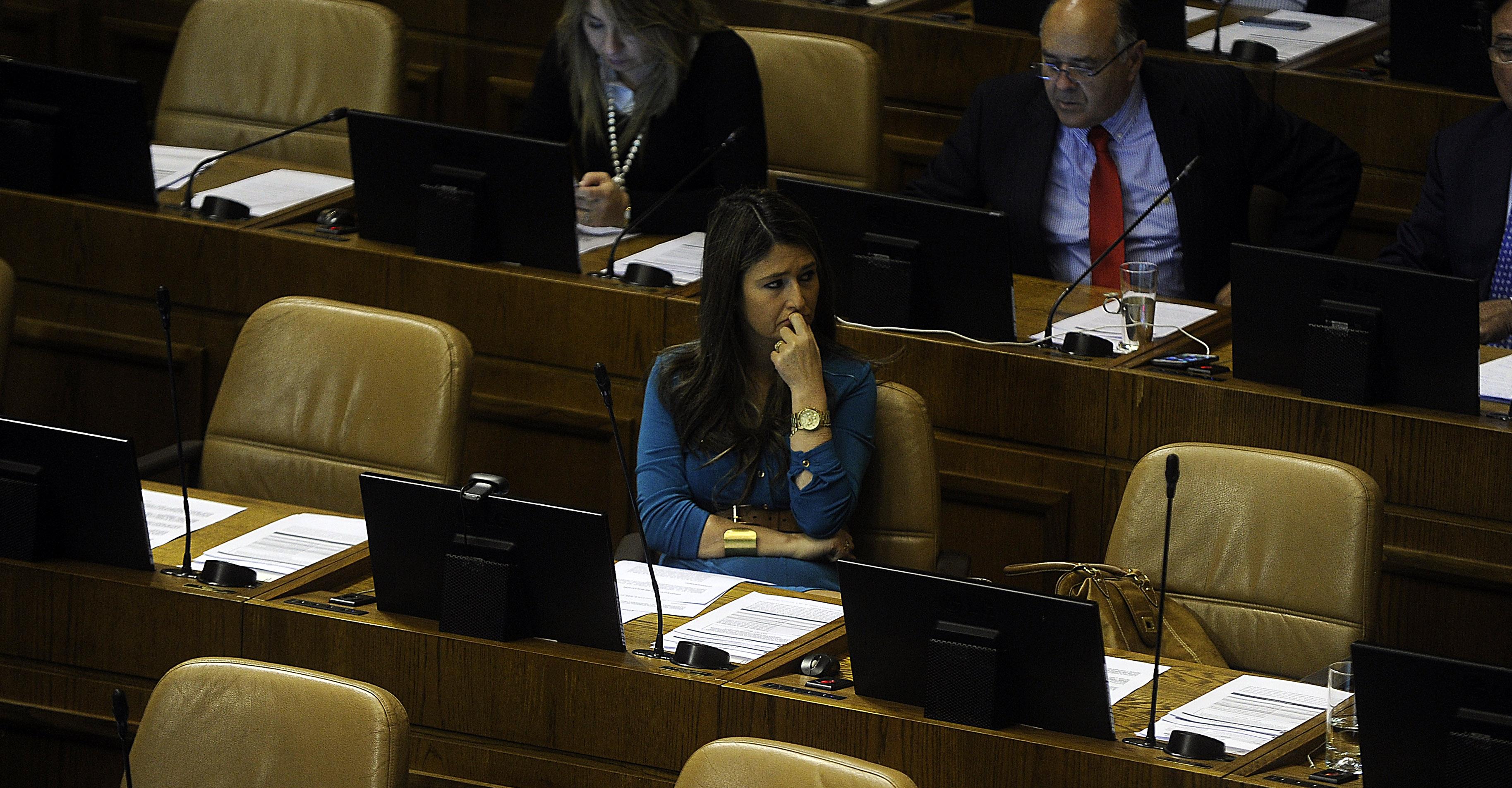 """""""Ex diputada Nogueira (UDI):"""