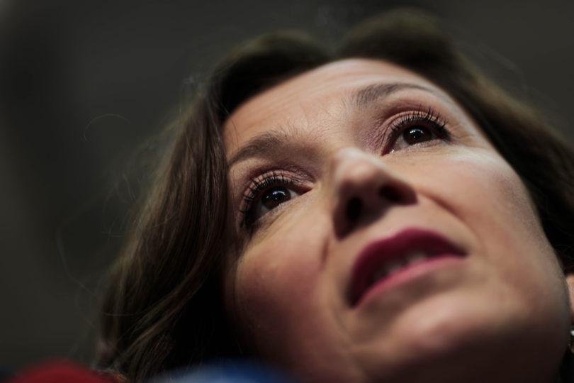 Marcela Labraña no continuará con su candidatura a diputada tras ser citada a declarar por caso Sename
