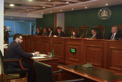 Diputados comunistas solicitarán inhabilitar a ministra del TC