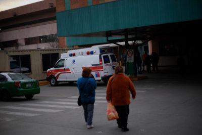 Joven falleció tras ser baleada por adolescente en bus del Transantiago