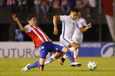 Pizzi eligió a los 11 de la selección chilena: así formarán frente a Paraguay