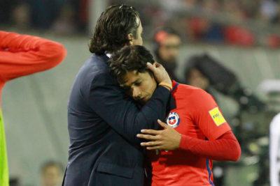 La polémica que involucra a Matías Fernández con Pizzi y la Selección Chilena