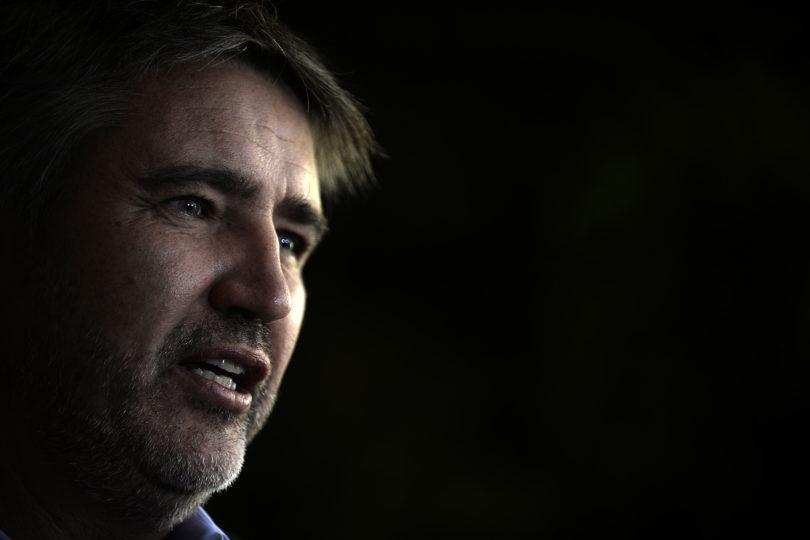 Fulvio Rossi deja atrás al PS: inscribió su candidatura independiente