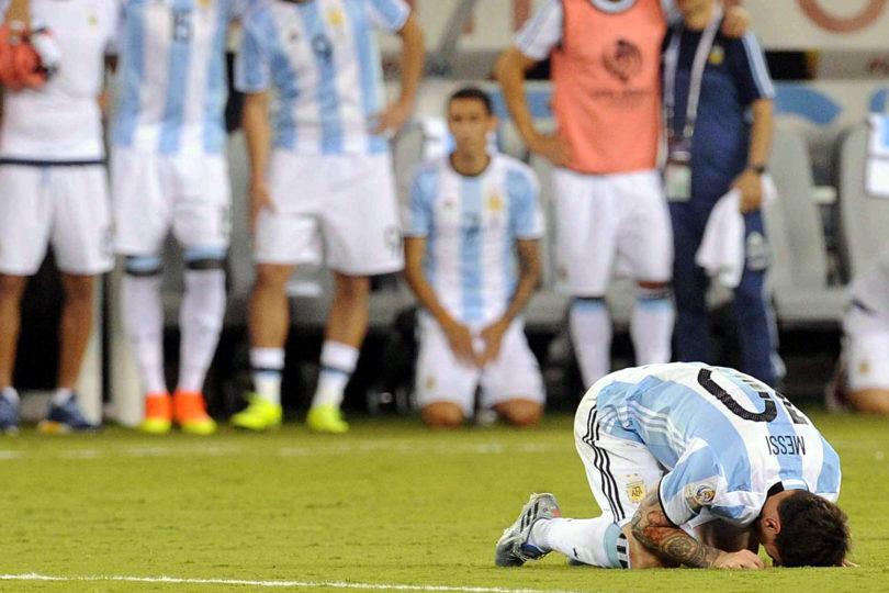 No llores por mí, Argentina: TAS le da los puntos a Chile sin apelación