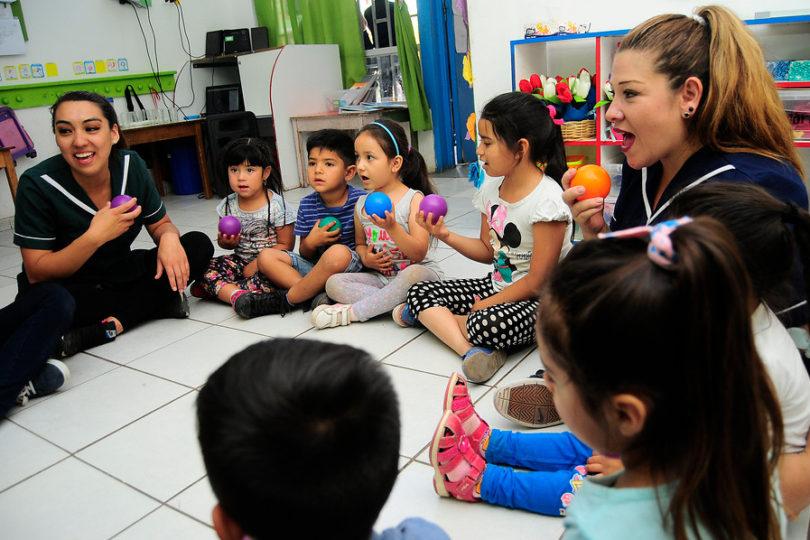 Partir por el principio: una gran reforma que comience con la educación en primera infancia