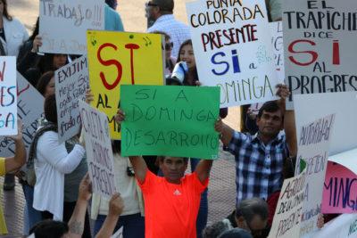 """Alcalde de La Higuera lamentó el rechazo al Proyecto Dominga: """"La gente quiere trabajos"""""""
