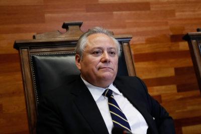 Iván Aróstica es ratificado como presidente del Tribunal Constitucional