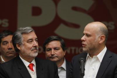 Partido Socialista evalúa fórmulas para aportar recursos a la campaña presidencial de Alejandro Guillier