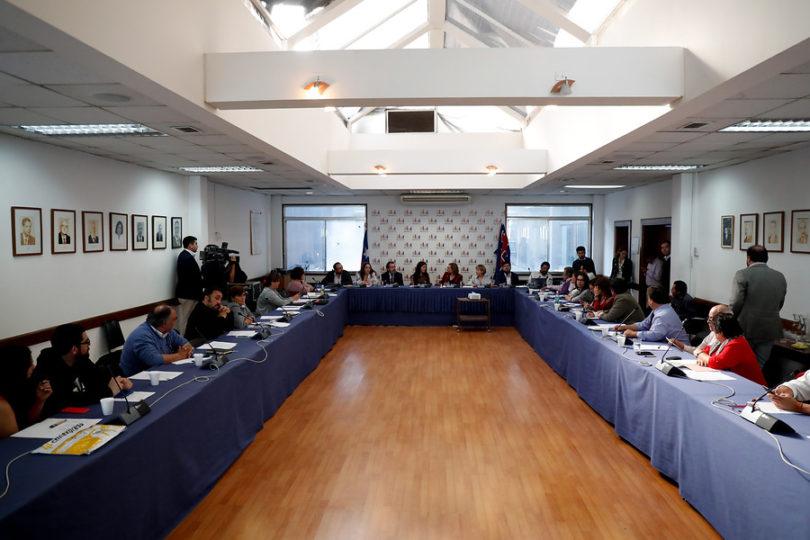 Informe Zapata: No podrán ser candidatos DC formalizados y condenados por la justicia