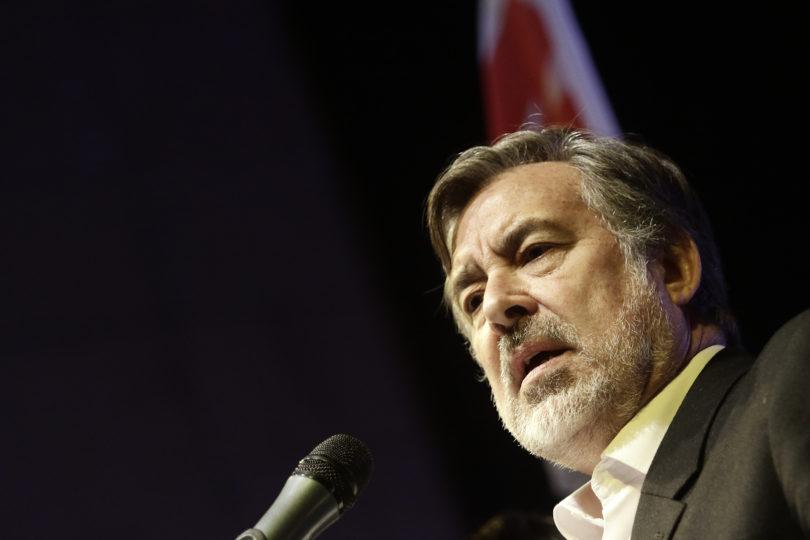 Guillier presentará propuesta de pensiones y la debatirá con las AFP