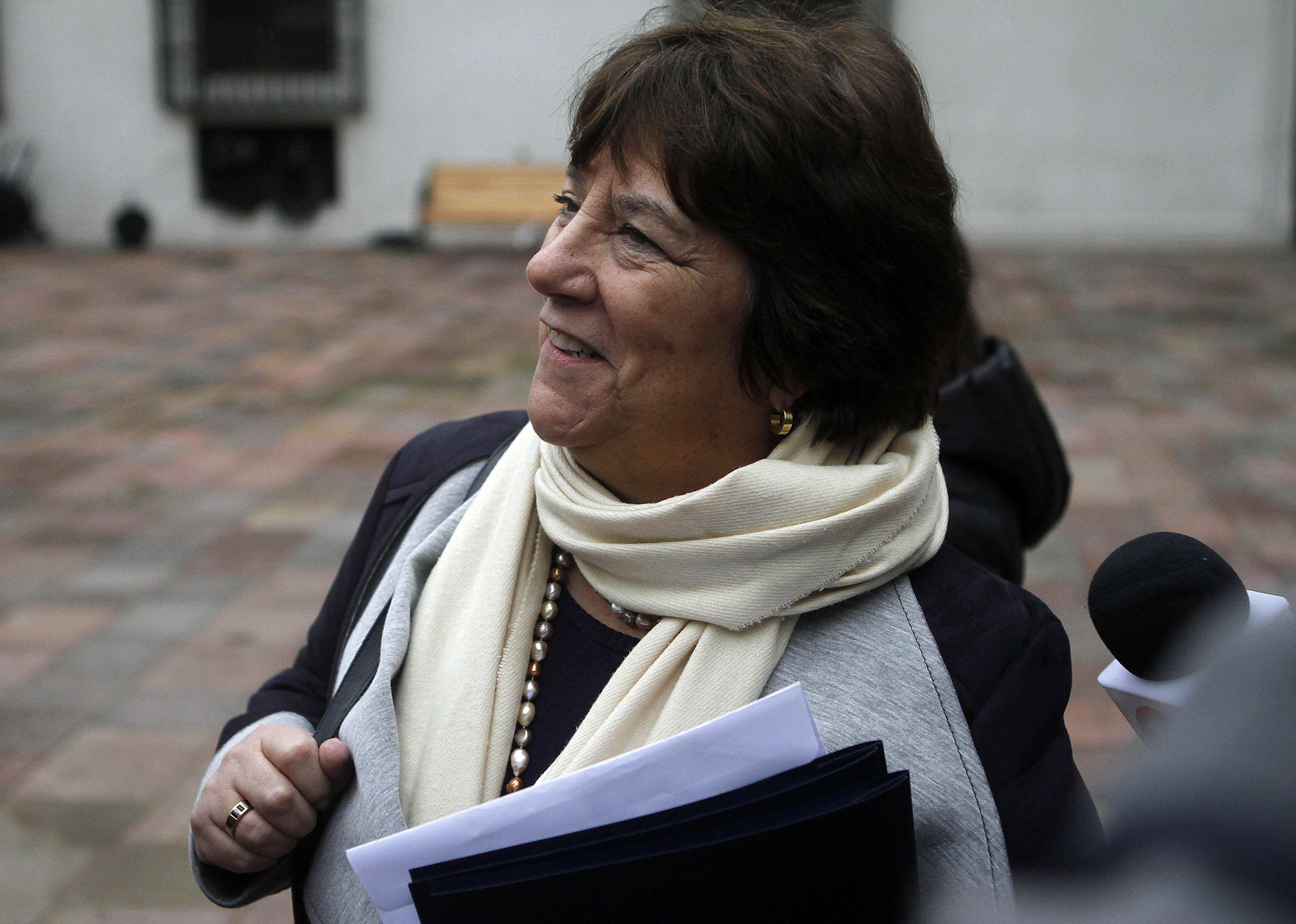 """""""Ministra de Educación: Confech y Colegio de Profesores"""