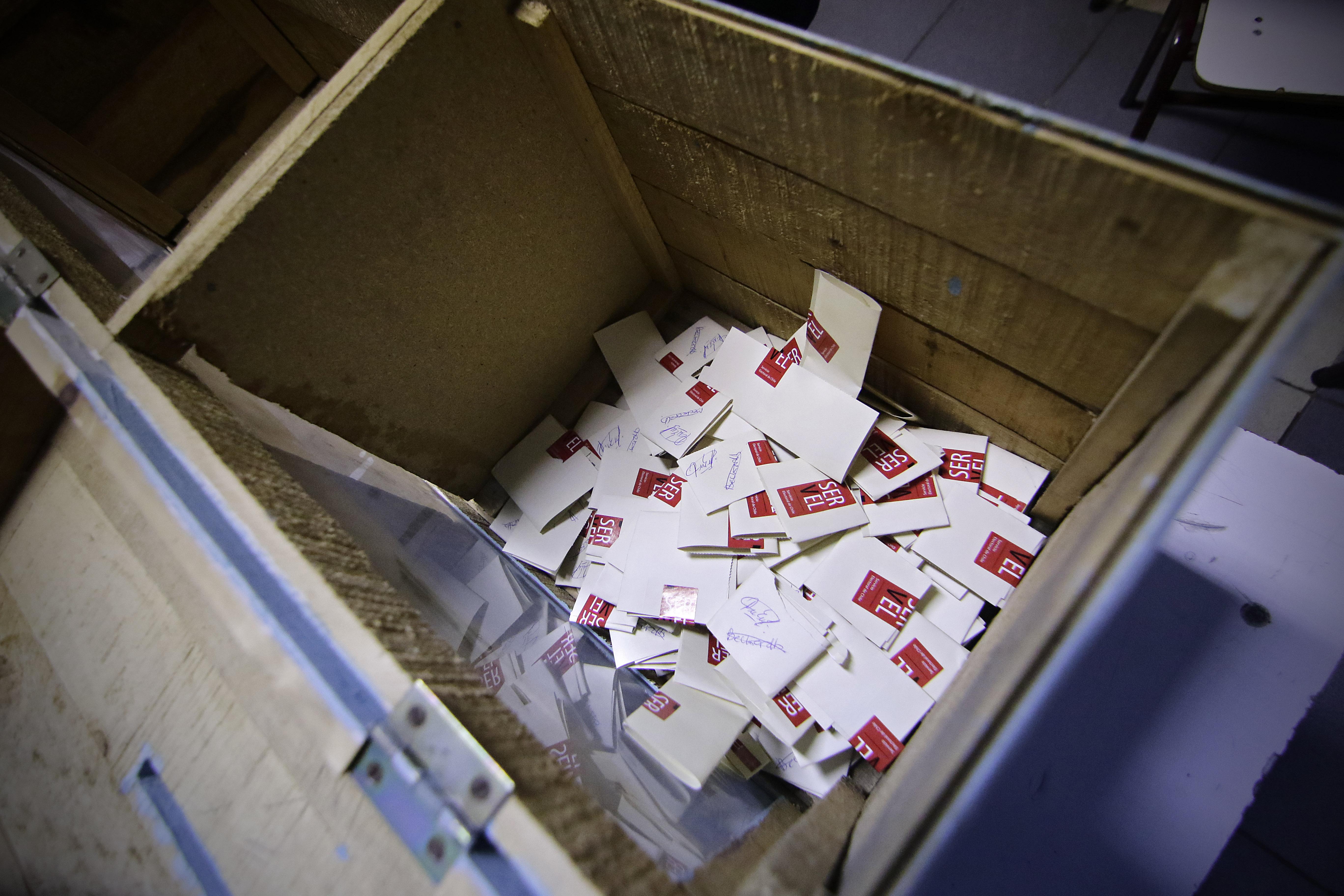 Servel: más de 14 millones de chilenos están habilitados para votar en las Elecciones 2017