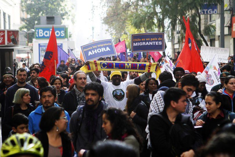 Amplitud solicita a La Moneda incorporar un seguro médico obligatorio para extranjeros