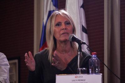 """Lily Pérez pide al TC que vote """"a favor de las mujeres"""" como lo han hecho tribunales en el mundo"""