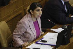 Un SuperTanker de agua fría: Lucy Avilés se lanzó contra el aborto, pero nunca esperó la respuesta de Karla Rubilar