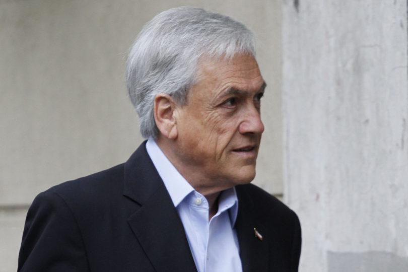 Defensa solicita el sobreseimiento de Sebastián Piñera en el caso Exalmar-Dominga
