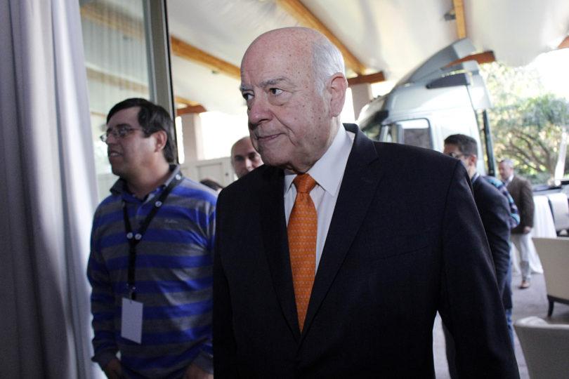 José Miguel Insulza se abre a competir como candidato a senador por Arica