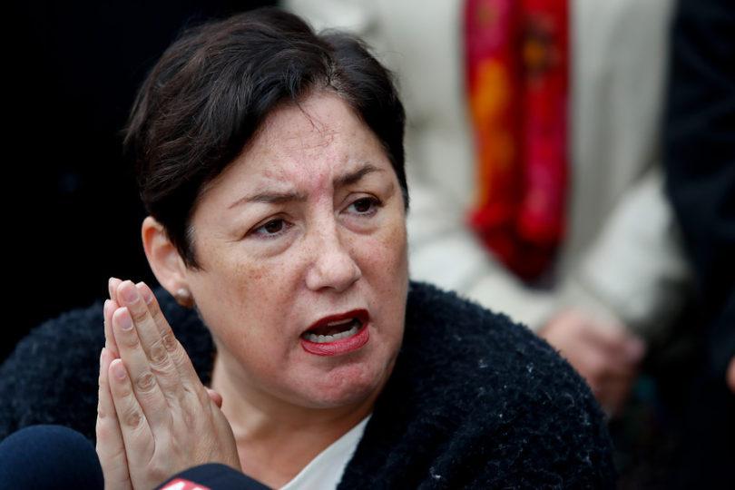 Beatriz Sánchez cuestiona mayoría de hombres en comisión por aborto y Patricio Navia le lanza misilazo