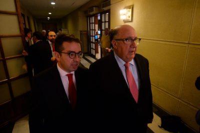 Diputados DC ponen sus cargos a disposición de Carolina Goic… menos Ricardo Rincón