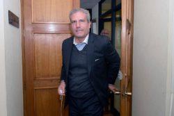 "Esposa de Ricardo Rincón acusó ""vergonzosa maniobra política"" de Goic contra el diputado"