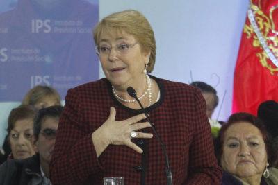El mensaje de la Presidenta Bachelet por aborto que hizo hervir a los más conservadores