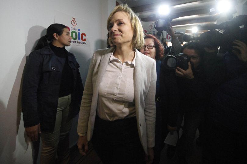 Seis frases con que Goic hundió la candidatura de Ricardo Rincón