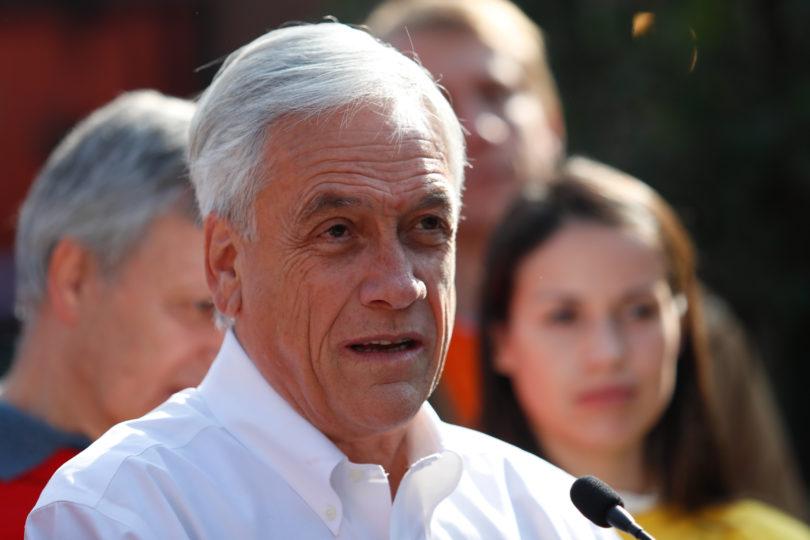 """""""No me equivoqué"""": la explicación de Piñera de cuando dijo """"tusunami"""""""