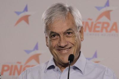"""Piñera afirma que los casos de VIH """"se acrecentaron y agravaron"""" por culpa del gobierno de Bachelet"""