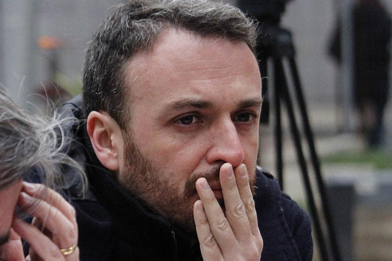 """Jaime Parada por cupo Evópoli de Luis Larraín: """"Sorprende que haya primado su anti izquierdismo"""""""