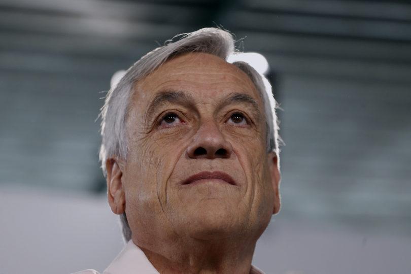 """Piñera explica su frase sobre desayunos del Sename: """"No fue una broma"""""""