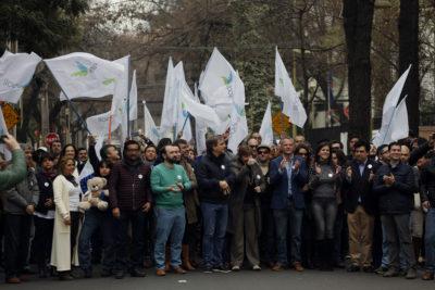 Evópoli asegura que podría disolverse por reparto de cupos parlamentarios