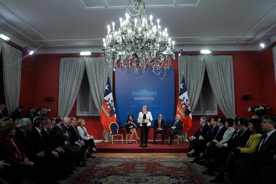 """""""La Moneda descartó de manera definitiva la creación de una AFP estatal"""""""