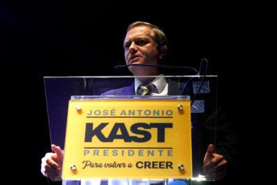 """José Antonio Kast anunció indultos y terminar con """"persecución judicial"""" a violadores de DD.HH."""