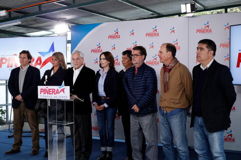 Piñera le bajó el pulgar a candidaturas parlamentarias de Larraín Matte y Sebastián Keitel