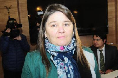 Marcela Aranda inscribió su candidatura ante el Servel para llegar al Senado pero su futuro es incierto
