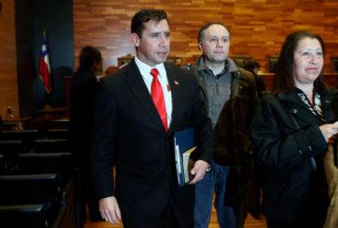 """Pastor Soto compareció ante el Tribunal Constitucional en """"representación de Jesucristo"""""""