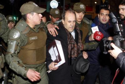 Acogen querella del Gobierno por agresión a ministro del Tribunal Constitucional