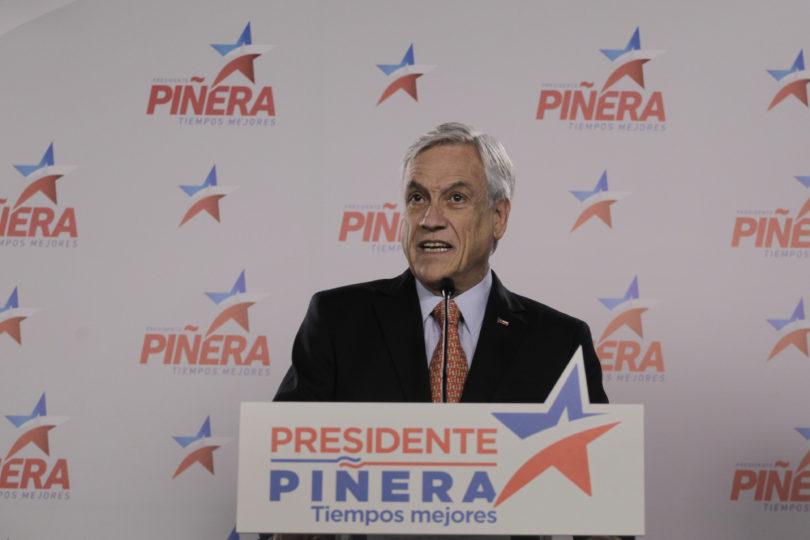 Sebastián Piñera solicitó un crédito de mil millones al BancoEstado para financiar su campaña