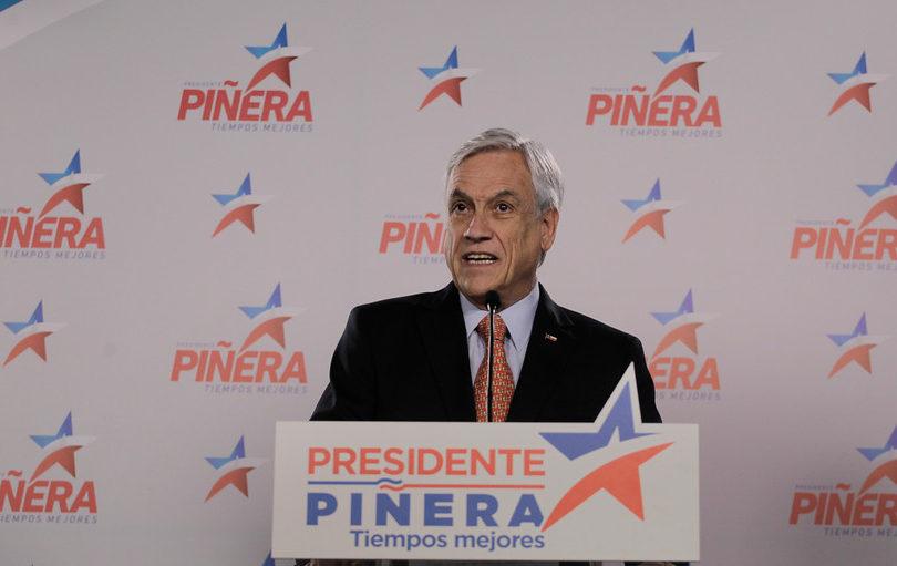 """Piñera acusó """"fuerte lobby"""" de La Moneda para rechazar el proyecto minero Dominga"""