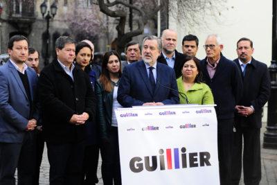Alejandro Guillier, de outsider a republicano