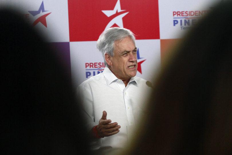 Sebastián Piñera confirmó la solicitud de un crédito al BancoEstado para financiar campaña